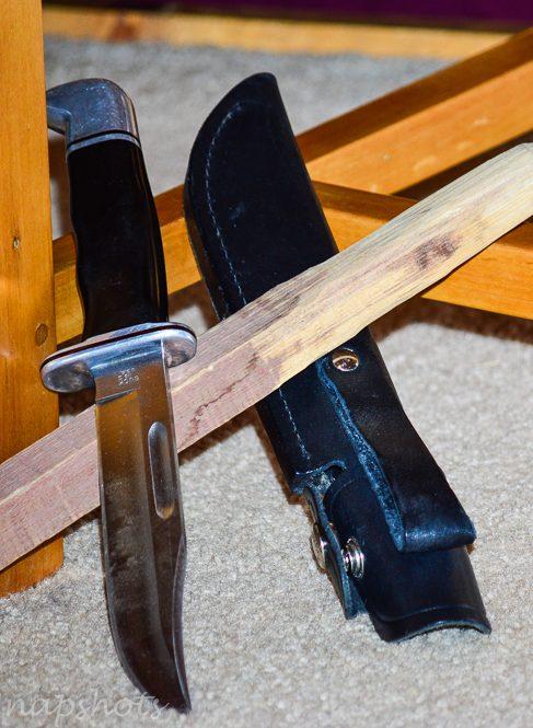 Knife - Globe Hunters Story