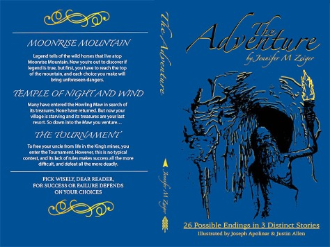 The Adventure Full Cover