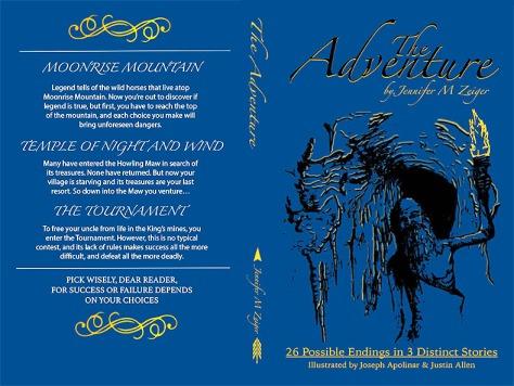 The Adventure Full Cover