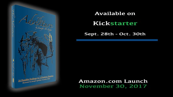 The Adventure Kickstarter Image